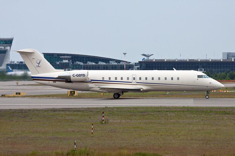 C-GDTD Canadair Regional-jet 850 c/n 8067 Helsinki-Vantaa/EFHK/HEL 19-06-11