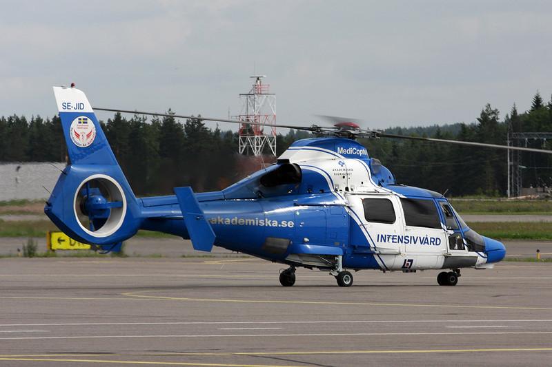 SE-JID Eurocopter AS.365N3 Dauphin c/n 6788 Helsinki-Vantaa/EFHK/HEL 19-06-11