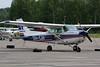 OH-CAV Cessna 172N c/n 172-70621 Helsinki-Malmi/EFHF/HEM 19-06-11