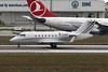T7-UMT Bombardier 605 Challenger c/n 5726 Istanbul - Ataturk/LTBA/IST 11-10-18