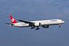 TC-JJA Boeing 777-35RER c/n 35160 Istanbul-Ataturk/LTBA/IST 15-09-09