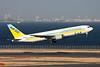 JA8359 Boeing 767-381 c/n 25617 Tokyo-Handea/RJTT/HND 25-02-11