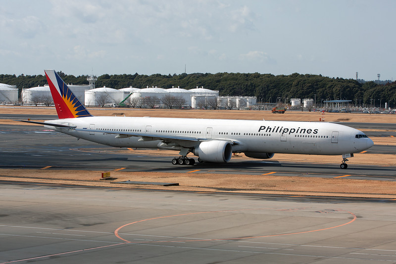 "RP-C7777 Boeing 777-36NER c/n  <a href=""https://www.ctaeropics.com/search#q=c/n%2037709"">37709 </a> Tokyo-Narita/RJAA/NRT 25-02-11"