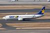"JA737X Boeing 737-8AL c/n 36692 Tokyo-Handea/RJTT/HND 26-02-11 ""Blue Heart"""