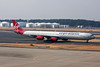 G-VWEB Airbus A340-642 c/n 787 Tokyo-Narita/RJAA/NRT 27-02-11