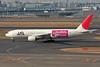 """JA8983 Boeing 777-246 c/n 27366 Tokyo-Haneda/HND 26-02-11 """"Samantha Thavasa"""""""