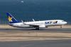 "JA73NB Boeing 737-8HX c/n 36848 Tokyo-Haneda/RJTT/HND 25-02-11 ""Tulip"""