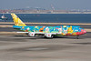 """JA8956 Boeing 747-481D c/n 25640 Tokyo-Haneda/RJTT/HND 26-02-11 """"Pokemon - Ohana Jumbo"""""""