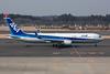 JA620A Boeing 767-381ER c/n 40565 Tokyo-Narita/RJAA/NRT 27-02-11
