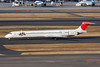 JA8064 Douglas MD-90-30 c/n 53354 Tokyo-Haneda/RJTT/HND 26-02-11