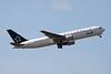 "JA614A Boeing 767-381ER c/n 33508 Tokyo-Narita/RJAA/NRT 03-03-13 ""Star Alliance"""