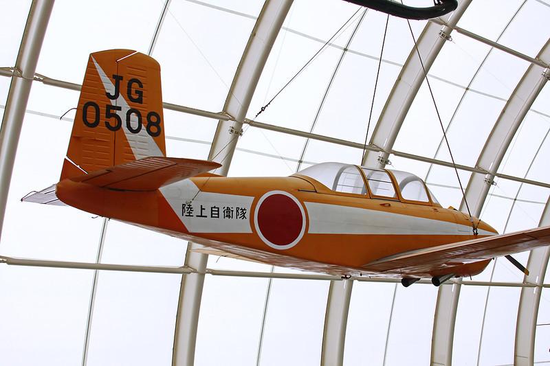 60508 (JG-0508) Fuji T-34A Mentor c/n KD-036 Tokorozawa 06-03-13