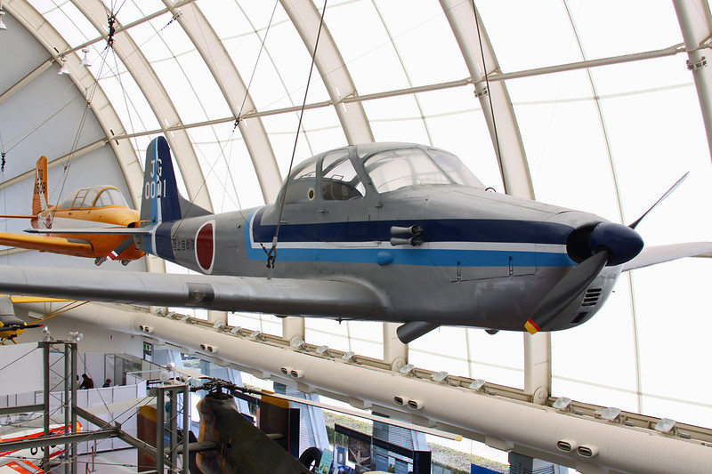 20001 (JG-0001) Kawasaki KAL-2 c/n 1022 Tokorozawa 06-03-13