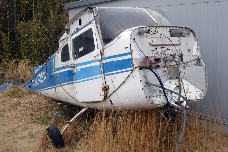 JA3136 Cessna 175A Skylark c/n 56769 Tokyo-Narita/RJAA/NRT 03-03-13