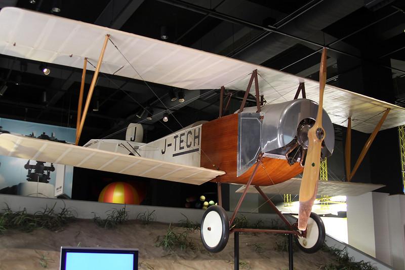 J-TECH Nieuport 81E Replica c/n unknown Tokorozawa 06-03-13