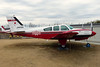 JA5159 Beech 56TC Baron c/n TG-77 Tokyo-Narita/RJAA/NRT 03-03-13