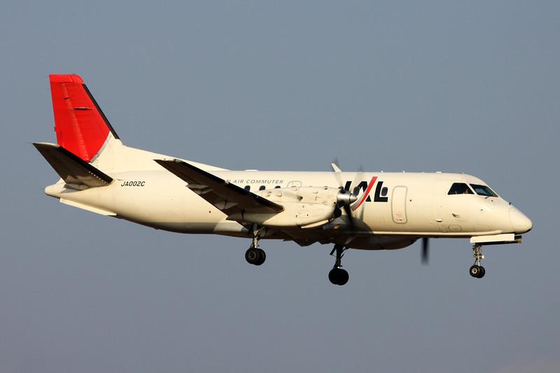 JA002C SAAB SF.340B c/n 459 Fukuoka/RJFF/FUK 11-01-14
