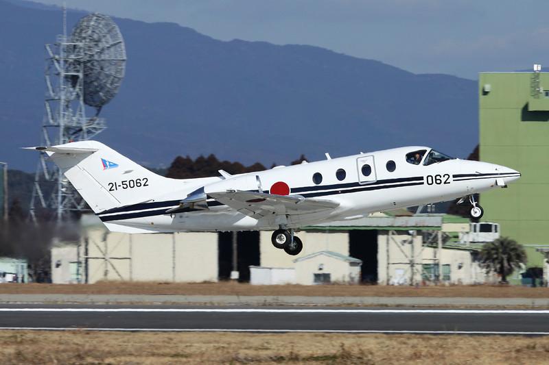 "21-5062 Beech 400T Beechjet ""JASDF"" c/n TX-12 Nyutabaru/RJFN 15-01-14 ""41st Kyoiku Hikotai"""