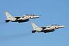"""46-5718 Kawasaki T-4 """"JASDF"""" c/n 1118 & 36-5701 Kawasaki T-4 """"JASDF""""c/n 1101 Iruma/RJTJ 26-10-17"""