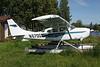N67DG Cessna U.206F Stationair c/n U206-02375 Lake Hood/PALH 08-08-19