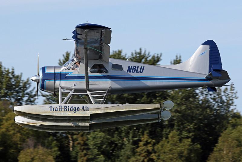 N6LU de Havilland Canada DHC-2 Beaver Mk.1 c/n 908 Lake Hood/PALH 08-08-19