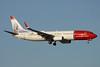 "EI-FHY Boeing 737-8JP c/n 39020 Las Palmas/GCLP/LPA 03-02-16 ""Wenche Foss"""