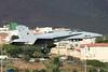 "C.15-85 (46-13) McDonnell-Douglas F/A-18A Hornet ""Spanish Air Force"" c/n A-123 Las Palmas/GCLP/LPA 03-02-16"