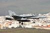 "C.15-89 (46-17) McDonnell-Douglas EF-18AM Hornet ""Spanish Air Force"" c/n A-206 Las Palmas/GCLP/LPA 04-02-16"