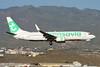 PH-HZI Boeing 737-8K2 c/n 28380 Las Palmas/GCLP/LPA 03-02-16