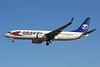 "OK-TSD Boeing 737-8Q8 ""Travel Service"" c/n 41795 Las Palmas/GCLP/LPA 03-02-16"