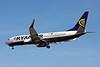 "EI-EXF Boeing 737-8AS c/n 40322 Las Palmas/GCLP/LPA 03-02-16 ""Costa Brava - Pirineu du Girona"""