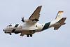 """T.19B-21 CASA 235-300 """"Guardia Civil"""" c/n C180 Las Palmas/GCLP/LPA 04-02-16"""