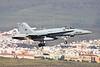 "C.15-80 (46-08) McDonnell-Douglas F/A-18A Hornet ""Spanish Air Force"" c/n A-115 Las Palmas/GCLP/LPA 03-02-16"