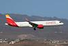 EC-NIF Airbus A321-251NX c/n 10025 Las Palmas/GCLP/LPA 25-11-20