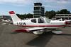 F-GEVB Socata TB-10 Tobago c/n 561 Le Touquet/LFAT/LTQ 09-09-07