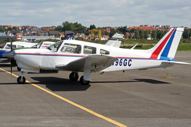 N96GC Piper PA-28R-201T Turbo Arrow II c/n 28R-7703190 Le Touquet/LFAT/LTQ 09-09-07