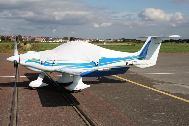 55-OC (F-JZFL) Dyn'Aero MCR-01 Banbi c/n 324 Le Touquet/LFAT/LTQ 09-09-07