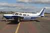 N101DW Piper PA-32R-300 Cherokee Lance c/n 32R-7680399 Le Touquet/LFAT/LTQ 09-09-07