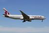 A7-BFT Boeing 777-F c/n 66338 Liege/EBLG/LGG 30-07-20