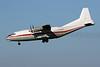 "UR-CGW Antonov AN-12BP ""Meridian Aviation Enterprise"" c/n 402410 Liege/EBLG/LGG 31-10-20"