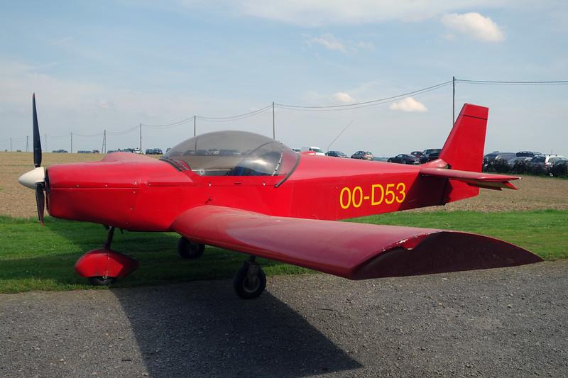 OO-D53 Zenair CH.601 Zodiac c/n 6-9071 Maillen/EBML 30-08-15