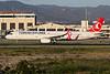 "TC-JTK Airbus A321-231 c/n 7146 Malaga/LEMG/AGP 26-01-20 ""#Pink Cap"""