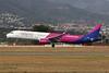 """G-WUKI Airbus A321-231 """"Wizzair UK"""" c/n 8625 Malaga/LEMG/AGP 25-07-20"""