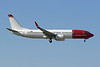 "SE-RPD Boeing 737-8JP ""Norwegian Air Sweden"" c/n <a href=""https://www.ctaeropics.com/search#q=c/n%2041152"">41152 </a> Malaga/LEMG/AGP 26-06-21"
