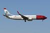 "SE-RPR Boeing 737-8JP ""Norwegian Air Sweden"" c/n <a href=""https://www.ctaeropics.com/search#q=c/n%2042081"">42081 </a> Malaga/LEMG/AGP 27-06-21 ""N.F.S.Grundtvig"""