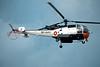 """9H-AAX Sud Aviation SA.316B Alouette III """"Armed Forces of Malta"""" c/n 2315 Malta - Luqa/LMML/MLA 12-01-96 (35mm slide)"""