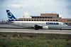 F-GFUG Boeing 737-4B3 c/n 24750 Malta-Luqa/LMML/MLA 13-01-96 (35mm slide)