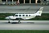 "9H-ACF Piper PA-31-310 Turbo Navajo B ""Excelair"" c/n 31-779 Malta-Luqa/LMML/MLA 09-01-96 (35mm slide)"