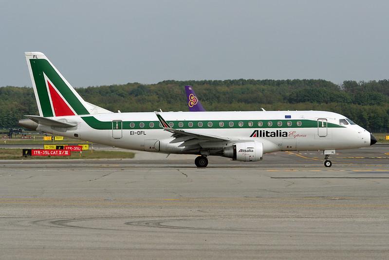 EI-DFL Embraer Emb-170-100LR c/n 17000036 Milan-Malpensa/LIMC/MXP 24-09-06