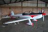 G-IVAL Mudry CAP-10B c/n 307 Namur/EBNM 02-09-17
